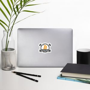 The Bitcoin Miner Stickers
