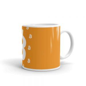 Bitcoin Symbol Mug