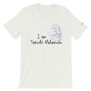 I Am Satoshi Nakamoto T-Shirt | Premium Unisex