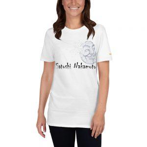 Satoshi Nakamoto T-Shirt | Softstyle Unisex