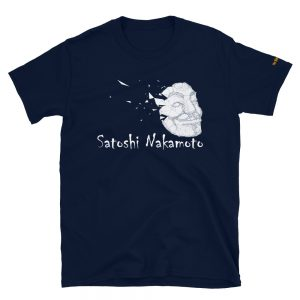 Satoshi Nakamoto T-Shirt V2 | Softstyle Unisex