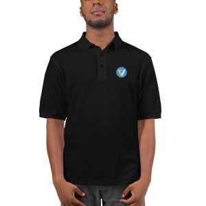 Verus Coin Polo Shirt | Premium Men's Polo