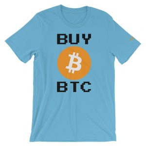 Buy BTC T-Shirt | Premium Unisex Customizable