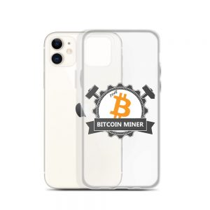 The Bitcoin Miner iPhone Case |11, 11 Pro, 11 Pro Max & More