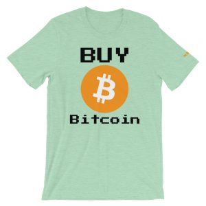 Buy Bitcoin T-Shirt | Premium Unisex Customizable