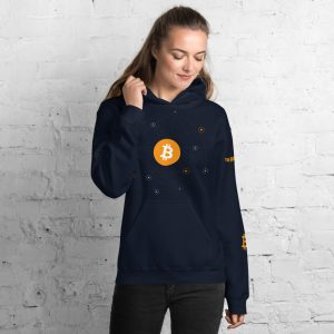 Bitcoin Node Hoodie | Customizable Heavy Unisex