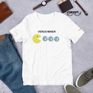 Verus Miner T-Shirt | Premium Unisex